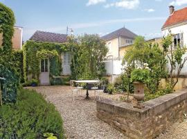 Holiday Home Chablis Boulevard De Ferrieres, Шабли (рядом с городом Poilly-sur-Serein)