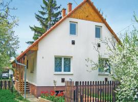 Holiday home József Utca-Agárd