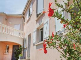 One-Bedroom Apartment in Bastia, Bastia