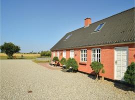 Two-Bedroom Accommodation in Norre Alslev, Nørre Alslev (Egelev yakınında)
