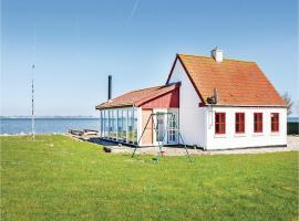 Holiday Home Torrig L with a Fireplace 06, Kragenæs (Vesterborg yakınında)