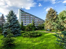 Hotel Jaskółka, Ustroń