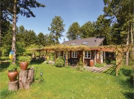 Two-Bedroom Holiday Home in Rodby, Rødby (Bjergemark yakınında)