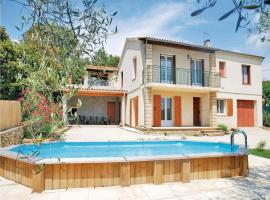 Holiday home Vallabrix with Outdoor Swimming Pool 405, Vallabrix