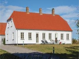 Holiday Home Ebeltoft with Fireplace XIII, Ebeltoft (Elsegårde yakınında)
