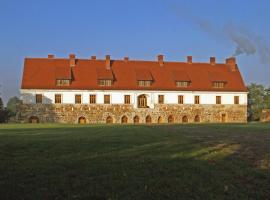 Klasztor Cedynia Hotel, Cedynia (Neuwustrow yakınında)