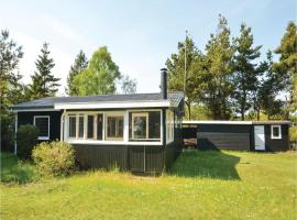Two-Bedroom Holiday Home in Vaggerlose