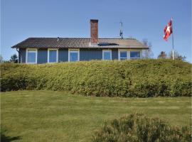 Holiday home Pavebakken Brenderup Fyn IX, Vedelshave (Skovs-Højrup yakınında)