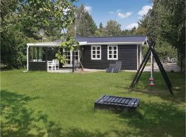 Holiday Home Stege with Fireplace 10, Pollerup Kullegård