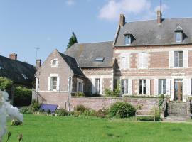 Holiday home Housset *LXI *, La Neuville-Housset (рядом с городом Crécy-sur-Serre)