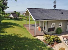 Holiday home Pavebakken Brenderup Fyn, Vedelshave