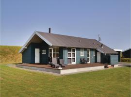 Holiday home Metholmvej, Knebel (Eg yakınında)