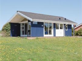 Holiday home Månevej, Knebel (Eg yakınında)