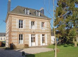 Holiday Home Faurville En Caux Rue Bernard Thelu, Fauville-en-Caux