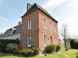 Two-Bedroom Holiday Home in Gruchet-Saint-Simeon, Gruchet-Saint-Siméon (рядом с городом Saâne-Saint-Just)