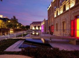 Hotel AF Pesquera, Peñafiel (Curiel de Duero yakınında)