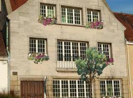 Villa Vent D'Bout - Chambres d'Hôtes, Блерио-Плаж