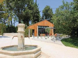 Two-Bedroom Holiday Home in La Batie Rolland, La Bâtie-Rolland (рядом с городом Saint-Gervais-sur-Roubion)