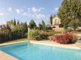 One-Bedroom Holiday Home in La Batie Rolland, La Bâtie-Rolland (рядом с городом Saint-Gervais-sur-Roubion)