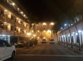 Hotel Sentral Jombang, Jombang (рядом с городом Peterongan)