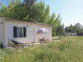 One-Bedroom Holiday Home in L'Isle Sur Sorgue