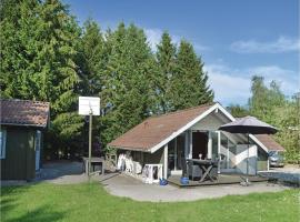 Holiday Home Silkeborg with a Fireplace 05, Funder Kirkeby (Abildskov yakınında)