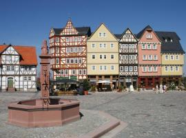 Landhotel Zum Hessenpark, Neu-Anspach (Usingen yakınında)