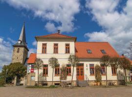 Five-Bedroom Holiday Home in Ballenstedt, Ballenstedt (Meisdorf yakınında)