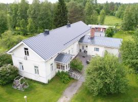 Utajärven Pappila, Utajärvi