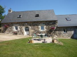 Les Bruyeres, Scrignac (рядом с городом Plourac'h)