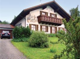 Apartment Oblfing X, Schöllnach