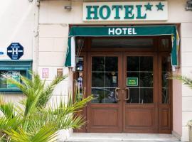 Hotel de la Gare, Dol-de-Bretagne