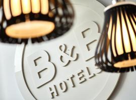 B&B Hôtel Valenciennes, Валансьен (рядом с городом Saint-Martin-sur-Écaillon)