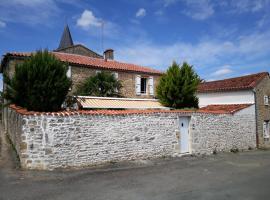 Le relais de la cure, Saint-Juire-Champgillon