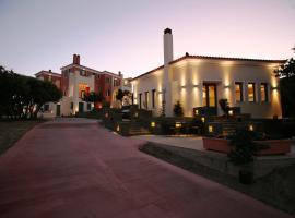 Armonia Resort, Ménites (рядом с городом Pitrofós)