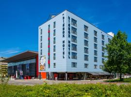 bigBOX Allgäu Hotel, Kempten
