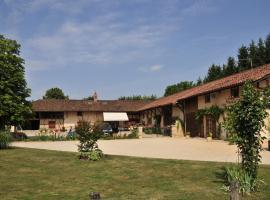 Domaine des Charmilles, Mantenay-Montlin (рядом с городом Vescours)