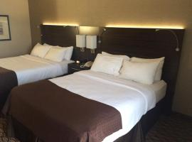 Holiday Inn Sioux City 3 Star Hotel This Is A Preferred Property They Provide Excellent Service Great Value And Have Awesome Reviews From Booking