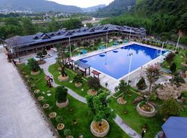 Yijinggu hotel, Longxi (Leifeng yakınında)