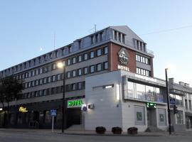 Dzukija Hotel, Alytus