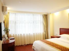 GreenTree Alliance Jiangsu Nantong Haimen Gangxin District Fujian Road Hotel, Yuye (Sanhe yakınında)