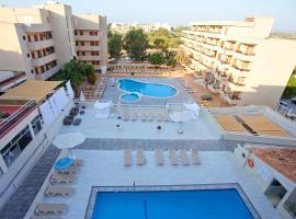 Hotel y Apartamentos Playa Mar, Сильот