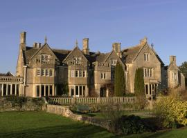 Woolley Grange - A Luxury Family Hotel, Bradford on Avon