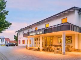 Mercure Hotel Ingolstadt, Ingolstadt (Oberstimm yakınında)
