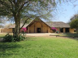 Kayova River Lodge, Ndiyona