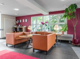 Serways Hotel Heiligenroth, Montabaur (Oberahr yakınında)