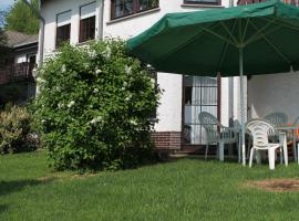 Ferienwohnung Waldschlößchen, Wattenbach