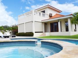 Villa Tropical Breeze, Palm-Eagle Beach (Bubali yakınında)