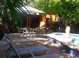Residência no Vilarejo do Farol