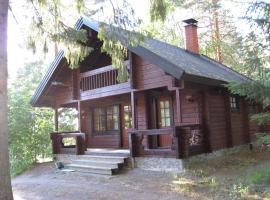 Alppimaja, Лапуа (рядом с городом Ojutkangas)
